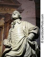 ジョージ・ワシントン彫像