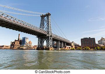 ジョージ・ワシントン橋, ニューヨーク市