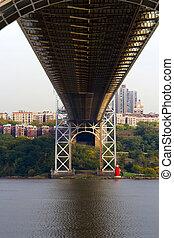 ジョージ・ワシントン橋, ニューヨーク