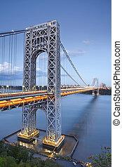ジョージ・ワシントン橋, 新しい, york.