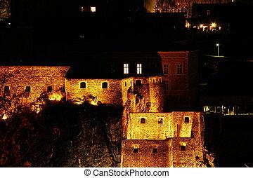 ジーン, 城砦, st.