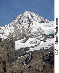 スイス人, 山の ピーク, アルプス