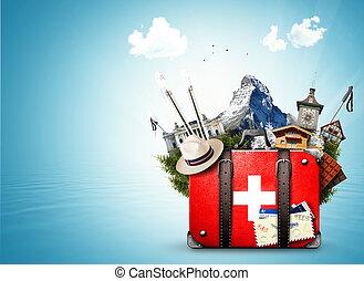 スイス, ∥で∥, ランドマーク