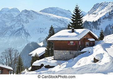 スイス, braunwald