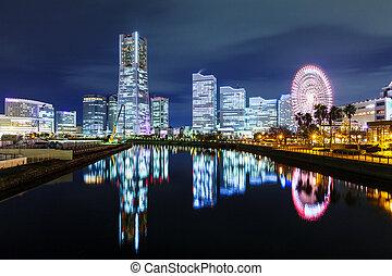 スカイライン, 横浜