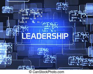 スクリーン, 概念, リーダーシップ