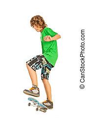 スケートボード, ティーネージャー