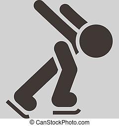 スケート, アイコン