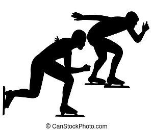 スケート, スポーツ