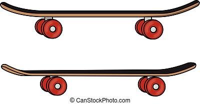 スケート 板