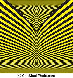 スケール, 黒, 見通し, 黄色