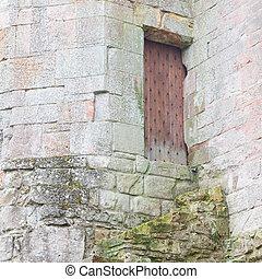 スコットランド, 古い, 詳細, 修道院, 忘れられた