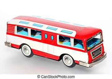 スズおもちゃ, バス