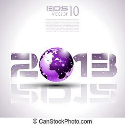 スタイル, ビジネス, presentations., 年, ハイテク, 2013, 背景, フライヤ, 新しい, 幸せ, 技術, あなたの, ポスター, 祝福