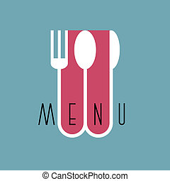 スタイル, レストランメニュー, -, 変化, 3, デザイン, 流行, 最小である