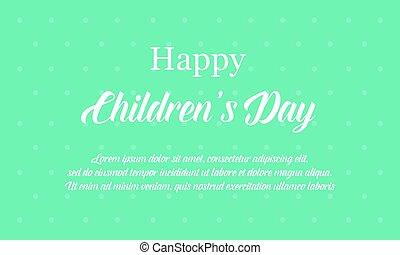 スタイル, 子供, インターナショナル, 旗, 日, 幸せ