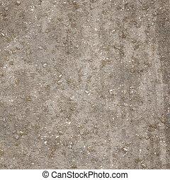 スタイル, 手ざわり, グランジ, コンクリート, 背景, 砂が入っている