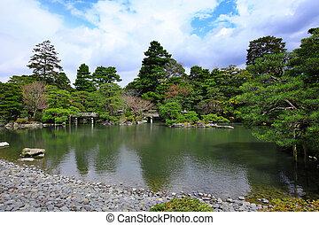 スタイル, 日本の庭
