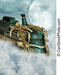 スタイル, steampunk