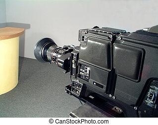 スタジオ, tvカメラ