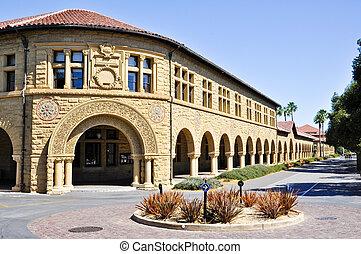 スタンフォード大学, キャンパス