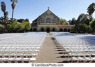 スタンフォード大学, 教会