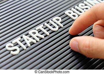 スタートアップ, ビジネス