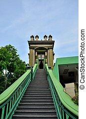 ステップ, イスラム教の神社, シンガポール