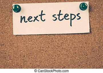 ステップ, 次に