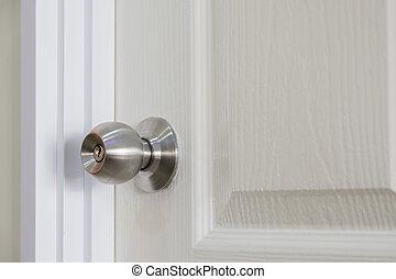 ステンレス・スチール, ドア・ノブ