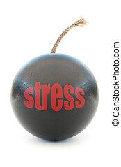 ストレス, 爆弾