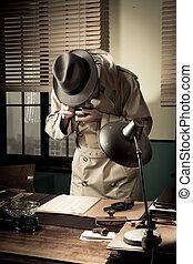 スパイ, エージェント, 盗みをはたらく, トップの秘密, データ