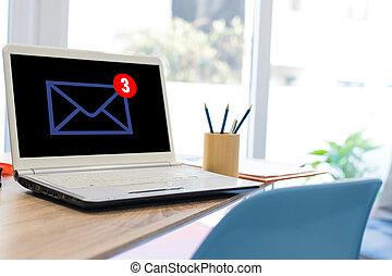 スパムしなさい, 電子メール, デスクトップ, ラップトップ