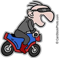スピード, moto