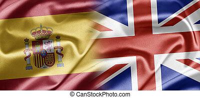 スペイン, イギリス