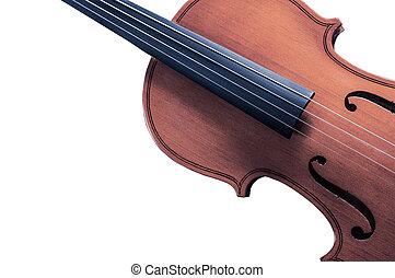 スペース, テキスト, 黄色, 執筆, 部分, 背景, バイオリン, 白
