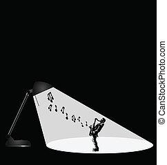 スポットライト, 音楽家