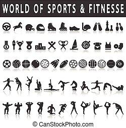 スポーツアイコン