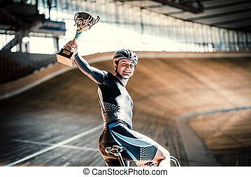 スポーツマン, カップ