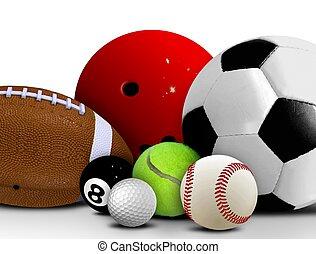 スポーツ, ボール