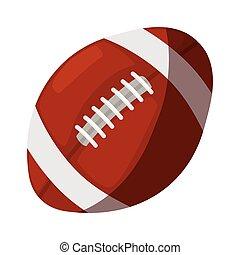 スポーツ, ラグビーボール