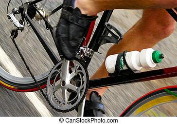 スポーツ, 写真, -, サイクリング