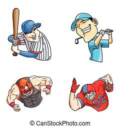 スポーツ, 活動