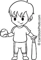 スポーツ, 特徴, コレクション, 子供