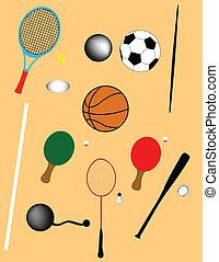 スポーツ, 要素