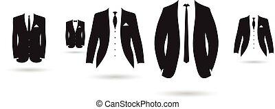 スーツ, グループ