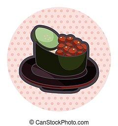 スープ, 主題, 要素, 日本語