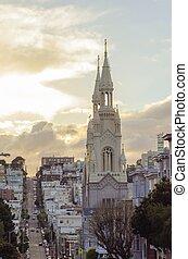 セインツピーターとポール教会, サンフランシスコ