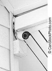 セキュリティー, カメラ,  CCTV