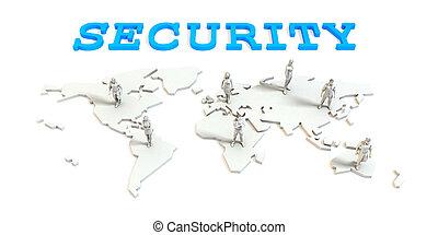 セキュリティー, グローバルなビジネス